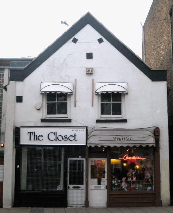 Wanstead's oldest shops have been destroyed